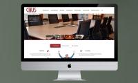 desenvolvimento de site citius escritórios inteligentes