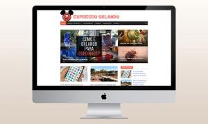 portfólio desenvolvimento de site expresso orlando