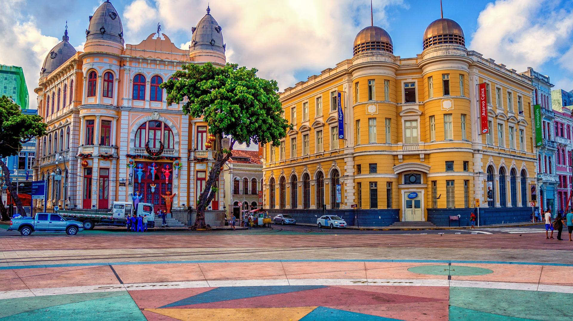 Abreu e Lima - Pernambuco