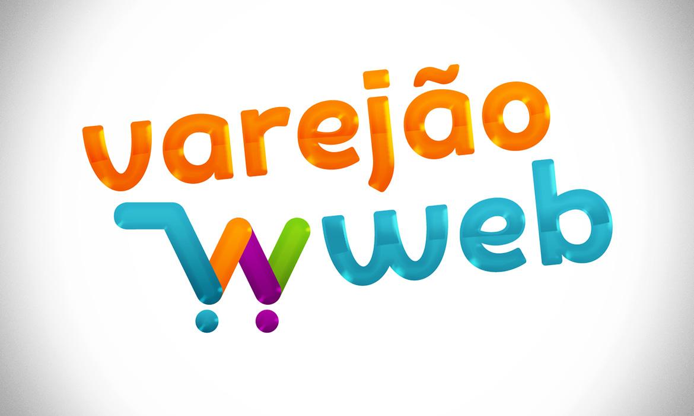 portfólio criação de logomarca e loja virtual varejão web