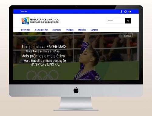 FGERJ – Federação de Ginástica do Estado do Rio de Janeiro